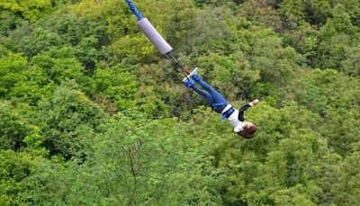 Adventurous Bungee Jumping In Pattaya
