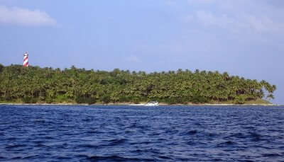 Beautiful North Bay Island