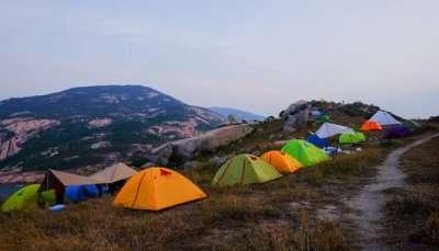 Awesome camping In Hong Kong