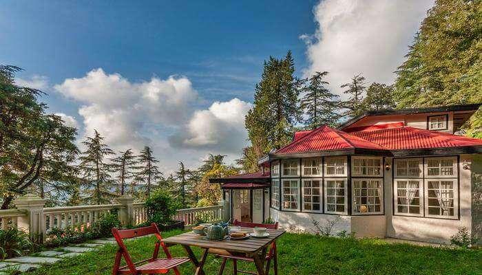 Best Homestays In Shimla