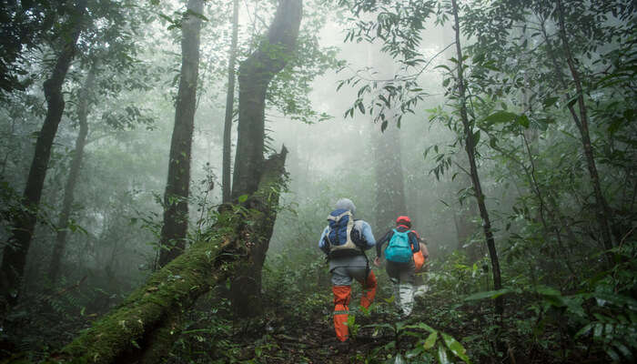 adventure sports in coorg