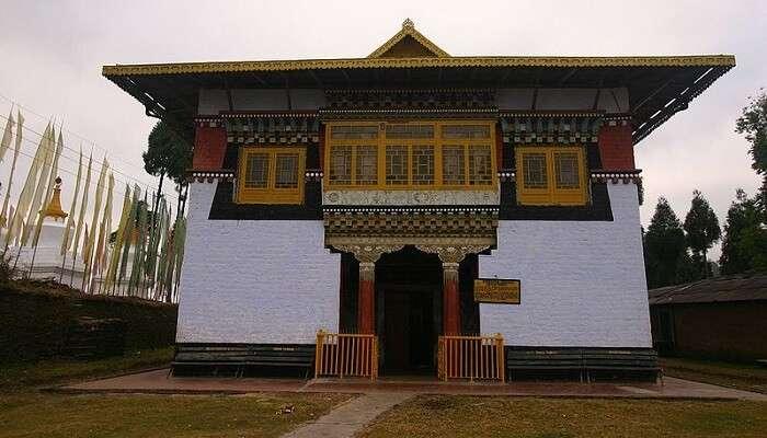 lachen monastery