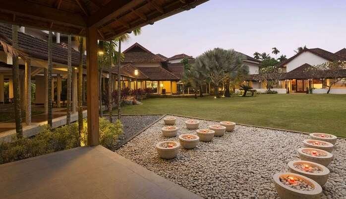 resorts in ernakulam