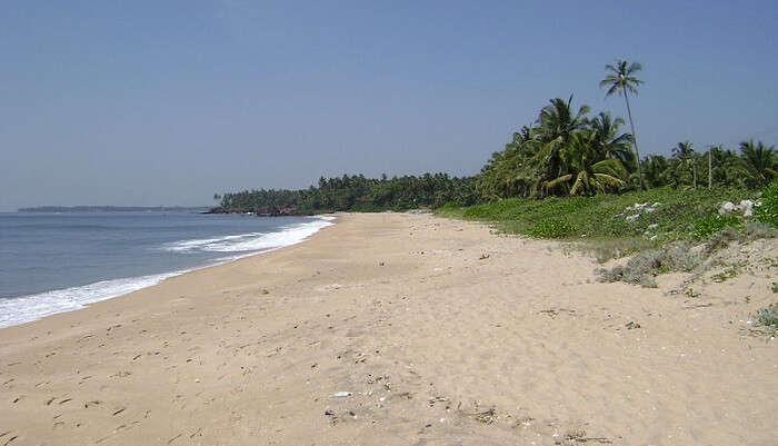 Thottada Beach kannur