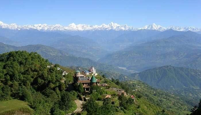 view of Nagarkot