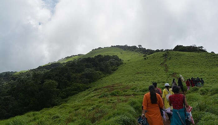 About Paithalmala Trek