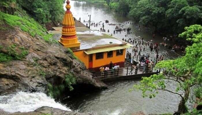 nice sacredness kondana temple