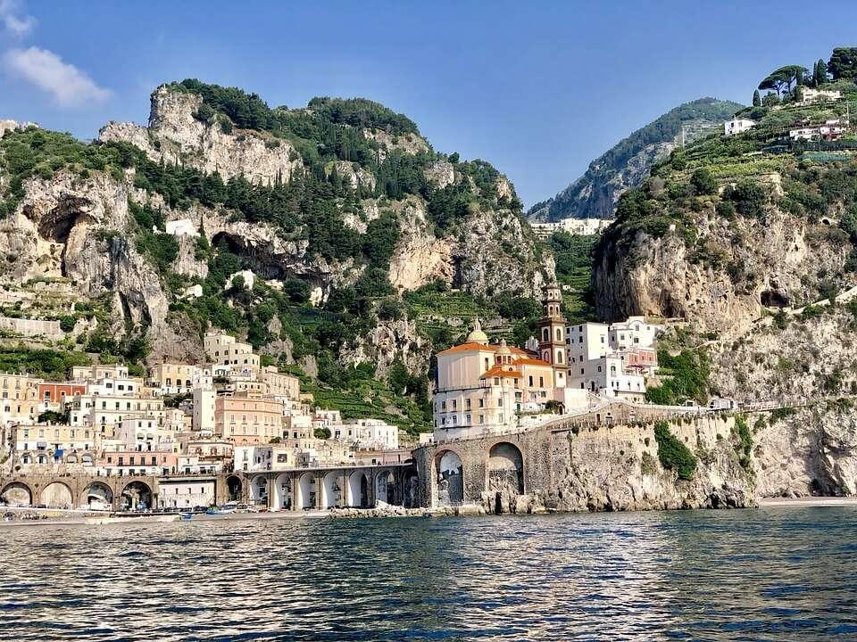 Amalfi Coast Hiking In Italy