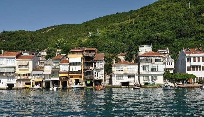 Beautiful Anadolu Kavagi
