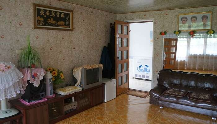 Anand Homestay room