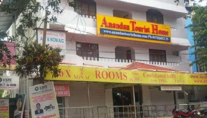 Anandam Tourist Home