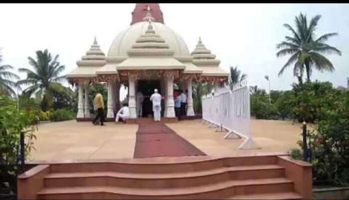 Anandi Temple in Jalna