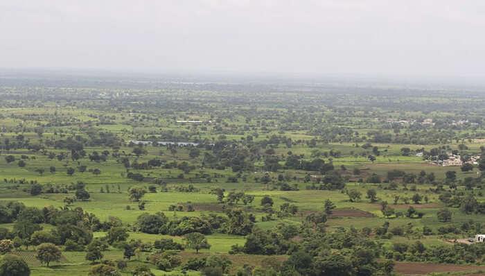 Trekkers Hills in Telangana