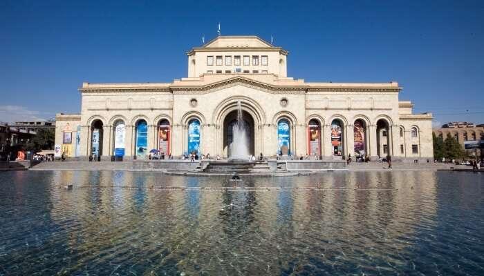 Museum in Armenia