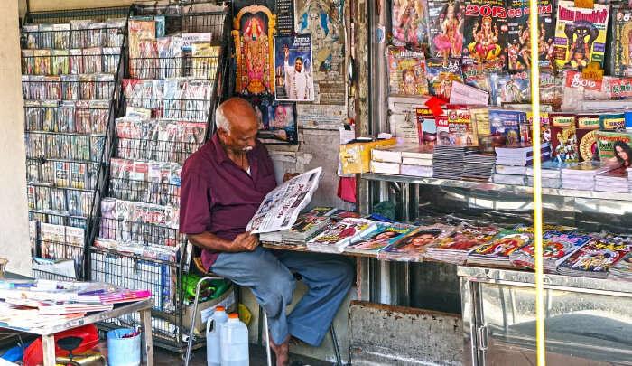 Book Market in Bangalore
