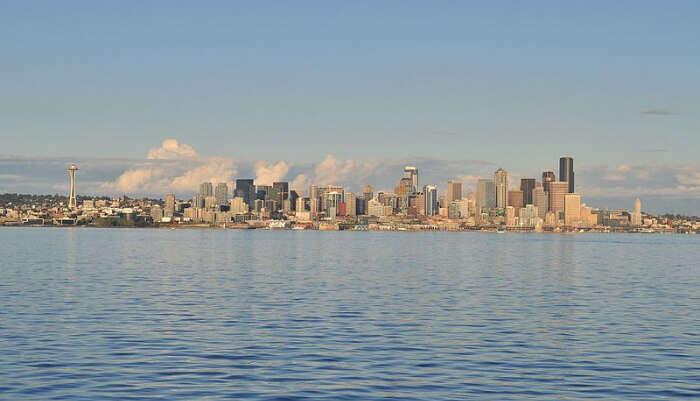 Bainbridge Island in Seattle