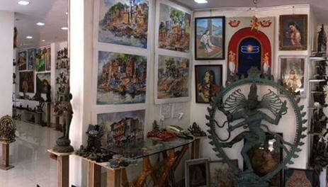 Banaras Art Gallery In Varanasi