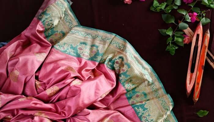 Banarasi Silk Sari in Varanasi