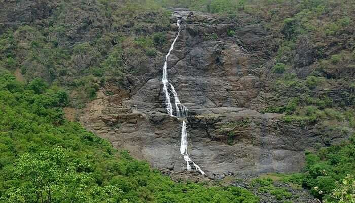 Barehipani Waterfall View