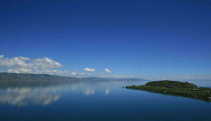 Behold the Beauty of Lake Sevan