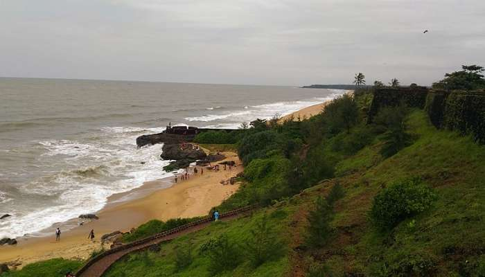 Bekal Beach In Mallapuram