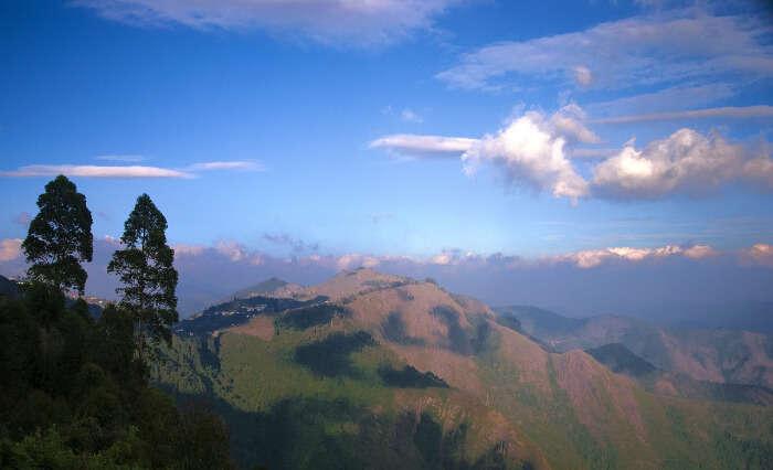 Bellikal landscape