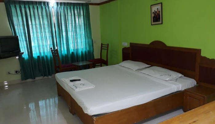 Bennies Inn in Kottayam