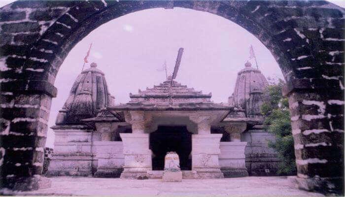 Bhidbhanjan Mahadev Temple