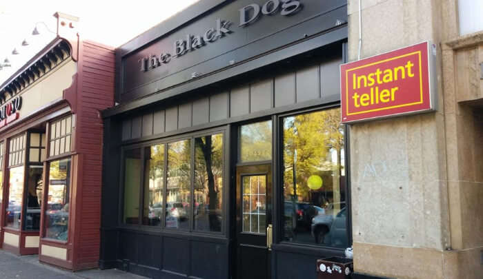 Black Dog Freehouse in Edmonton