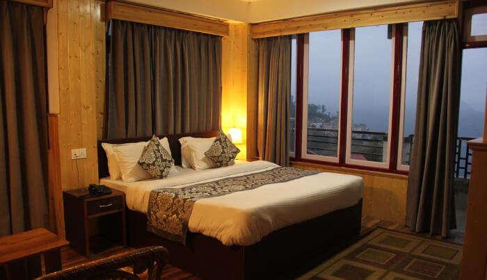 Relax Bedroom View