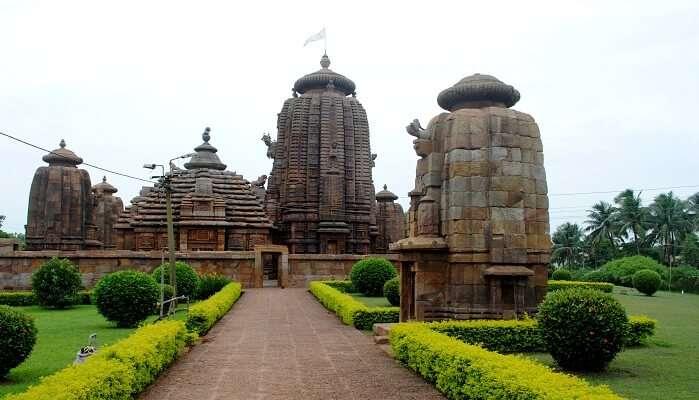 Brahmeswara Temple, Bhubaneswar