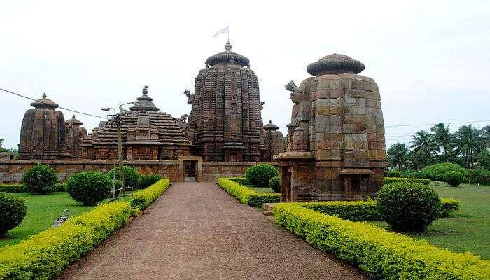 Brahmeswara Temple View