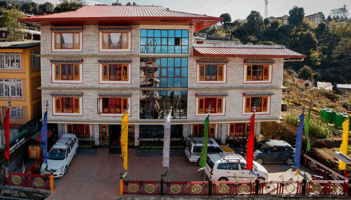 Buddha Retreat in Sikkim