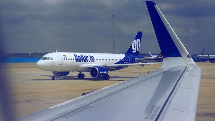 Aeroplane Ready to Fly