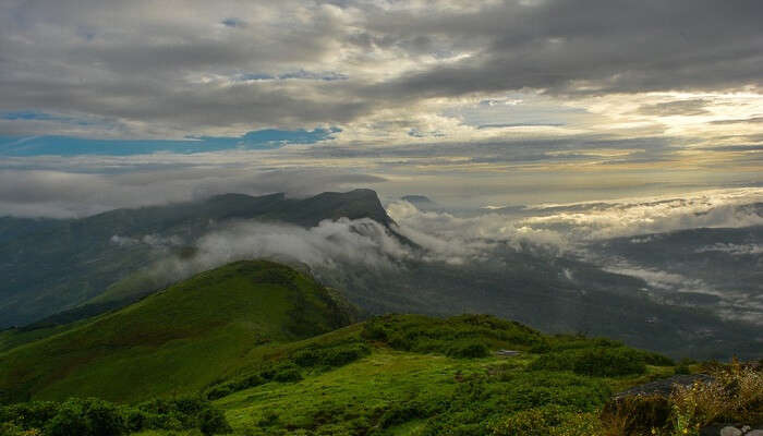 Camp Above The Clouds In Vagamon