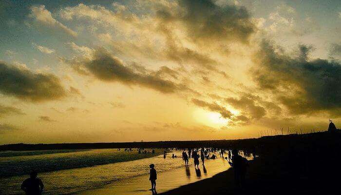 Catch Some Waves At Somnath Beach