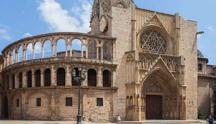 Catedral in Spain