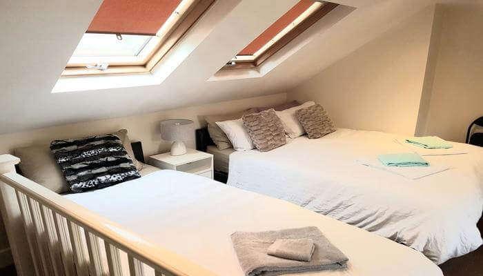 Cedar Villa's room