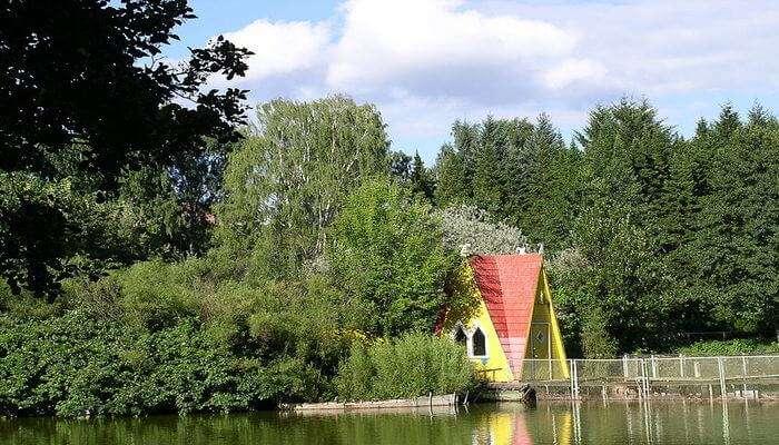 Central Botanical Garden, Belarus