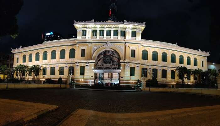Central Post Office(Ho Chi Minh City)