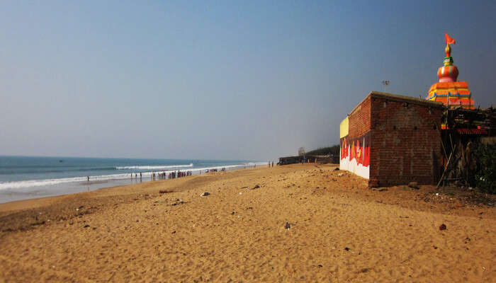 Chandrabhaga_Beach in Odisha