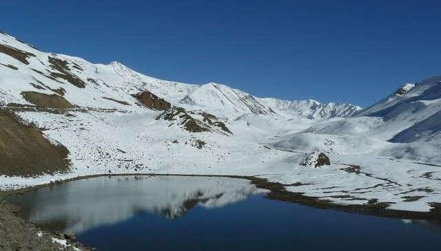 Cholamu Lake
