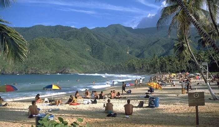 coastal towns in Venezuela