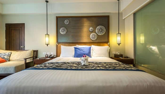 Relaxful Hotel in Diu