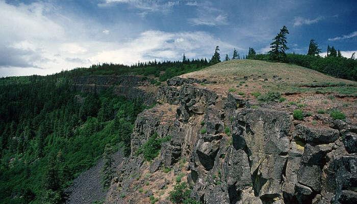 Scenic View in Oregon