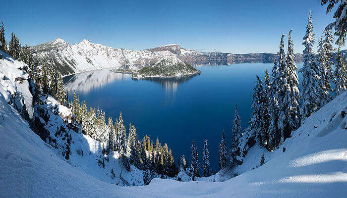 Lake National_Park in Oregon