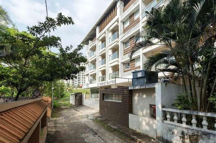 Suite homes in Kochi