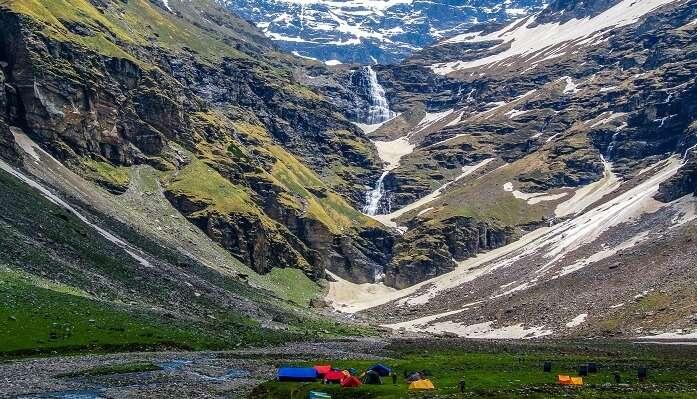 amazing trekking