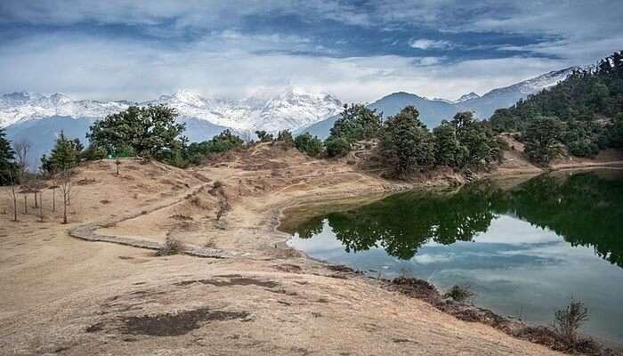 Deoria Tal In Garhwal