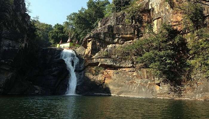 Devkund Waterfall
